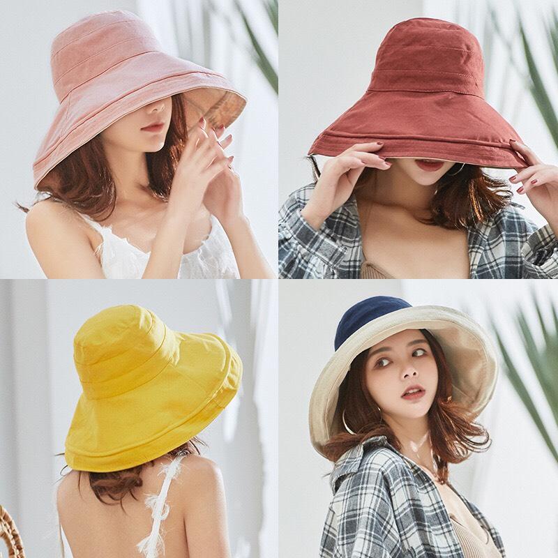 cách chống nắng không cần kem bằng trang phục