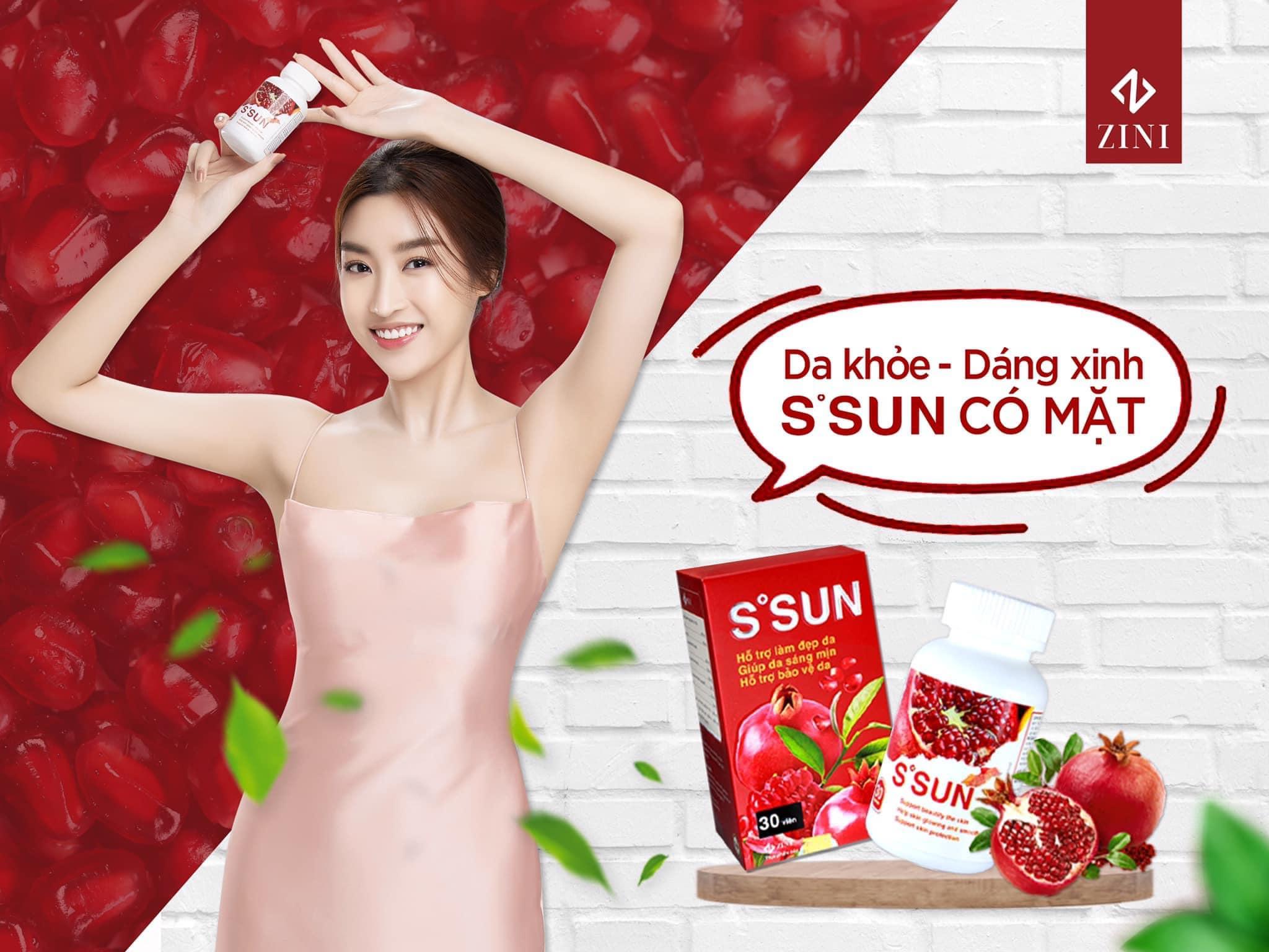 chống nắng nội sinh S'Sun