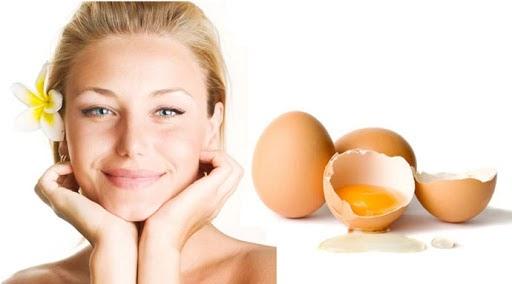 Dưỡng trắng da tự nhiên cấp tốc không bắt nắng với trứng gà