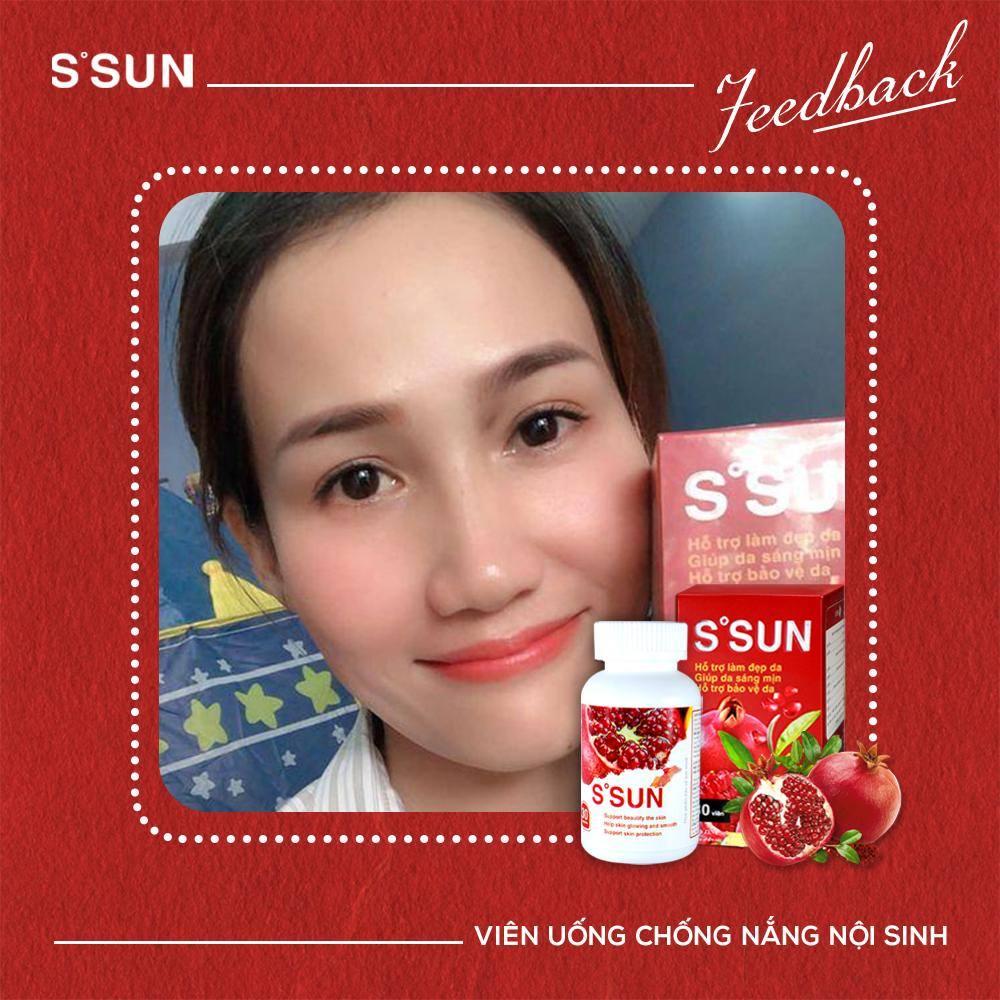 viên uống chống nắng S'Sun