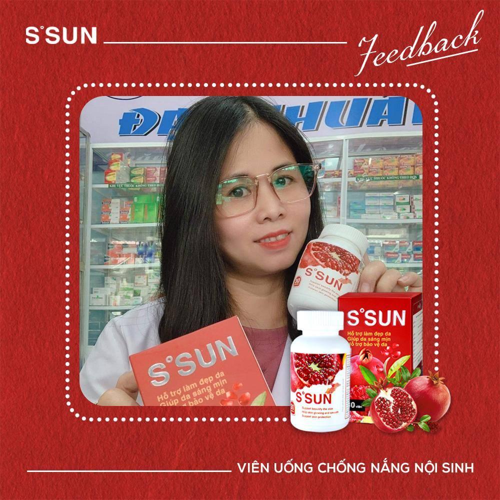 viên uống chống nắng nội sinh