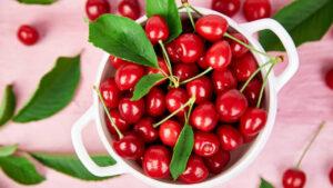 cherry thực phẩm giúp làm đẹp da