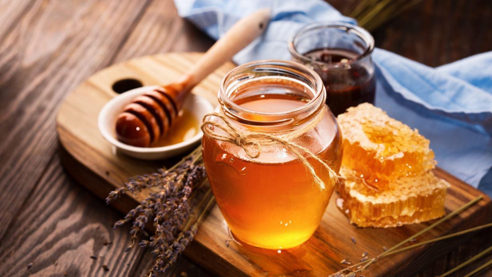 mật ong thực phẩm giúp làm đẹp da hiệu quả