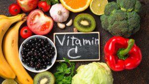 uống vitamin c có tác dụng gì